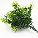 זול פרח מלאכותי-פרחים מלאכותיים 3 ענף סגנון מינימליסטי / פסטורלי סגנון צמחים פרחים לשולחן