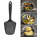 cheap Kitchen Tools-1PC Nylon Strainer Scoop Colander Drain Vegies Water Scoop Portable Home Cooking Tools