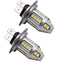 cheap Car Headlights-2pcs Stationery Light Bulbs 150W SMD 5050 30 Headlamp For universal Universal Universal