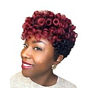 cheap Hair Braids-Braiding Hair Bouncy Curl / Kenzie Curl Pre-loop Crochet Braids Synthetic Hair 20 roots / pack Hair Braids Short New Arrival / African Braids