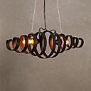 tanie Żyrandole-2 światła Lampy widzące Światło rozproszone Malowane wykończenia Metal Styl MIni 110-120V / 220-240V Nie zawiera żarówek / E26 / E27