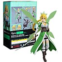 billige Anime action-figurer-Anime Actionfigurer Inspireret af Sword Art Online Aisha CM Model Legetøj Dukke Legetøj