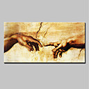 tanie Obrazy: motyw ludzi-mintura® duży rozmiar ręcznie malowany obraz olejny na płótnie nowoczesne abstrakcyjne obrazy ścienne do dekoracji domu bez ramki