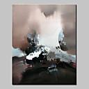 abordables Óleos-Mintura® pintado a mano lienzo pintura al óleo imagen abstracta moderna del arte de la pared para la decoración casera lista para colgar