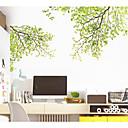 voordelige Muurstickers-Decoratieve Muurstickers - Vliegtuig Muurstickers Bloemen / Botanisch Woonkamer / Slaapkamer