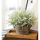 رخيصةأون جليتر الأظافر-زهور اصطناعية 1 فرع أنيق نباتات أزهار الطاولة