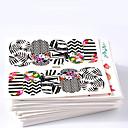 abordables Nail Art de Navidad-45 pcs Adhesivos arte de uñas Manicura pedicura Moda / Calcomanías de uñas / Navidad Diario