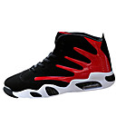 cheap Men's Athletic Shoes-Men's Shoes PU Spring / Fall Comfort / Slouch Boots Athletic Shoes Basketball Shoes Black / White / Black / Red / Black / Blue
