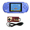 cheap Hifi player-RS-15 Classic Retro Game Console Handheld Portable 3.25 more 300 Games Pocket free cartridge 2nd Player Controller