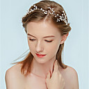 cheap Clutches & Evening Bags-Women's Imitation Pearl Headband Classic