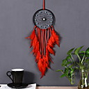 cheap Wall Decor-Dreamcatcher - Polyester Rustic 1 pcs Wall Decorations