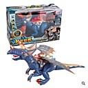 baratos Animais de Brinquedo-Animais de Brinquedo Dragões & Dinossauros Dinossauro Animal O stress e ansiedade alívio Elétrico Requintado Plástico Suave Crianças Para Meninos Para Meninas Brinquedos Dom 1 pcs