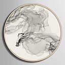 رخيصةأون فن الإطار-تجريدي مناظر طبيعية توضيح جدار الفن,PVC مادة مع الإطار For تصميم ديكور المنزل الفن الإطار غرفة الجلوس غرفة النوم مطبخ غرفة الطعام غرفة