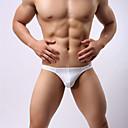 cheap Night Lights-Men's G-string Underwear Solid Colored 1 Piece Low Waist