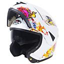 זול קסדות ומסכות-פנים פתוחות מבוגרים יוניסקס אופנוע קסדה יציבות / Multi-function / הגנת UV