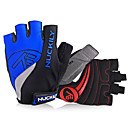 cheap Cycling Jerseys-Nuckily Sports Gloves Bike Gloves / Cycling Gloves Reflective Wearable Breathable Wearproof Anti-skidding Article Glances Protective