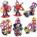 cheap Magnetic Building Blocks-Magnetic Blocks / Building Blocks 95pcs Vehicles / Car Transformable Cartoon Gift