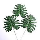 זול צמחים מלאכותיים-פרחים מלאכותיים 10 ענף סגנון מודרני / פסטורלי סגנון צמחים פרחים לשולחן