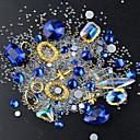 abordables Arte de Uñas-Joyería de uñas Joyas / Nail Art Design Moda / Brillante Diario