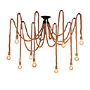cheap Chandeliers-OYLYW 10-Light Chandelier Ambient Light Metal Adjustable 110-120V / 220-240V Bulb Not Included / E26 / E27