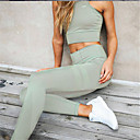 billige Trening, jogging og yogaklær-Dame Sporty Tights-Sport Elegant,Ensfarget