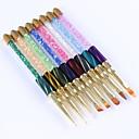 baratos Pincéis de Unha-arte de unha Clássico Alta qualidade Diário Nail Art Design