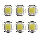 cheap Flashlights & Camping Lanterns-GuoRenGuangDian 6pcs 12000 lm Bulb Accessory LED Chip Brass 100 W