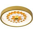 olcso Függőlámpák-QIHengZhaoMing Mennyezeti lámpa Háttérfény - Szemvédelem, 110-120 V / 220-240 V, Meleg fehér, LED fényforrás / 15-20 ㎡ / Beépített LED