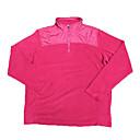 baratos Roupas para Golfe-Homens Golfe Camiseta com Fecho Secagem Rápida A Prova de Vento Vestível Respirabilidade Golfe Exercicio Exterior