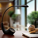 cheap Night Lights-Modern / Contemporary Eye Protection Desk Lamp For Bedroom Plastic 220V White / Black / Red