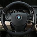 cheap Steering Wheel Covers-Steering Wheel Covers Microfiber 38cm Orange / Coffee / Blue For universal