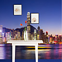 זול צִיוּר קִיר-ארט דקו 3D קישוט הבית עכשווי נוף וול כיסוי, בַּד חוֹמֶר דבק נדרש צִיוּר קִיר, Wallcovering חדר
