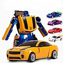 cheap Toy Boats-Robot Toy Cars Toys Car Classic Theme Transformable Children's Pieces
