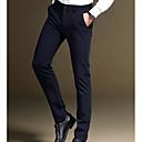 זול סטים של ביגוד לבנות-בגדי ריקוד גברים רזה Business מכנסיים אחיד