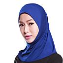 זול תלבושות אתניות ותרבותיות-תחפושות מצריות חיג'אב בגדי ריקוד נשים פסטיבל / חג תחפושות ליל כל הקדושים סגול תכלת ירוק כחול ורוד אחיד