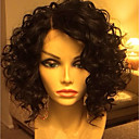 cheap Synthetic Lace Wigs-glueless lace front human hair lace wigs with baby hair 100% brazilian human hair 130% density short lace wigs with bleached knots natural hairline