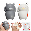cheap Collectible-LT.Squishies Squeeze Toy / Sensory Toy Cat / Pig / Animal Animal Office Desk Toys / Stress and Anxiety Relief / Decompression Toys Unisex