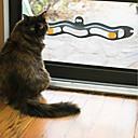baratos Brinquedos Para Gatos-Treinamento Interativo Túneis para Gatos Assenta Relaxadamente Amigo de Animal de Estimação Plástico Para Gato Gatinho