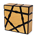 cheap Rubik's Cubes-Rubik's Cube Alien 1*3*3 Smooth Speed Cube Magic Cube Puzzle Cube Glossy Competition Gift Metallic Girls'