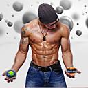 """tanie Sprzęt i akcesoria fitness-Piłka Powerball / Żyroskopowy spinner / Wzmacniacz Z 3"""" (7,5 cm) Średnica Guma LED, Niezbędnik Redukcja stresu, Terapia ręki, Trener nadgarstka Dla Fitness / Siłownia / Trening Nadgarstek, Ręka"""