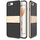 זול מגנים לטלפון & מגני מסך-מגן עבור Apple iPhone 8 iPhone 7 עמיד בזעזועים צבע אחיד רך ל