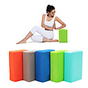 cheap Yoga Mats, Blocks & Mat Bags-Yoga Block High Density, Moisture-Proof, Lightweight EVA Support and Deepen Poses, Aid Balance And Flexibility For Pilates / Fitness / Gym Women's / Unisex Blue, Pink, Violet