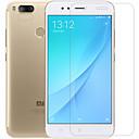 זול מגנים לטלפון & מגני מסך-מגן מסך XIAOMI ל Xiaomi A1 PET זכוכית מחוסמת יחידה 1 חזית & מצלמה עדשה מגן נוגד ברק נוגד טביעות אצבעות עמיד לשריטות אולטרה דק הוכחת פיצוץ