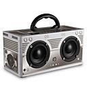 tanie Głośniki-W9 Głośnik półkowy Głośnik Bluetooth Głośnik półkowy Na