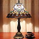 זול מנורות שולחן-מַתַכתִי דקורטיבי מנורת שולחן עבור חדר שינה מתכת 220V