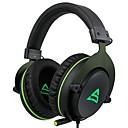 זול Headsets & Headphones-Supsoo G817 רצועת ראש חוטי אוזניות דִינָמִי פלסטי גיימינג אֹזְנִיָה עם מיקרופון אוזניות