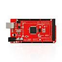 cheap Sensors-keyes mega2560 r3 development red board module environmentally for arduino gw