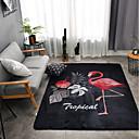 זול שטיחים-שטח שטיחים מודרני קשור / פלנלית, מָטוֹס / מלבני איכות מעולה שָׁטִיחַ / החלקה ללא לטקס