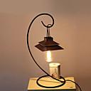זול מנורות שולחן-מודרני / עכשווי דקורטיבי מנורת שולחן עבור חדר שינה מתכת 220V