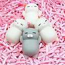 זול Building Blocks-LT.Squishies צעצוע מעיכה חתול / חיה חיה Office צעצועים במשרד / הפגת מתחים וחרדה / צעצועים לחץ לחץ דם 3pcs מבוגרים מתנות
